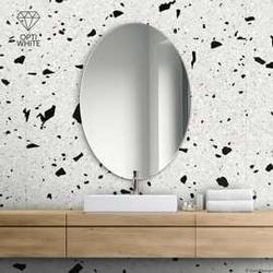 Gieradesign :: lustro łazienkowe owalne super białe 45x60 cm