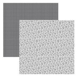 Papier 30,5x30,5 cm Capture Life - Love script - 02