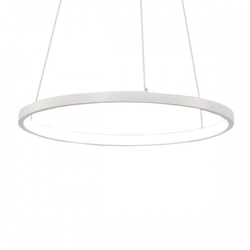 Żyrandol ring lampa okrąg obręcz żyrandol 50w