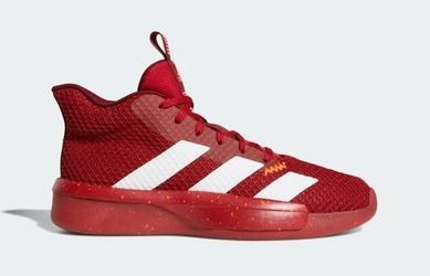 Buty Adidas Pro Next 2019 - F97273 - Scarlet
