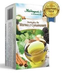 Herbatka fix morwa z cynamonem x 20 saszetek