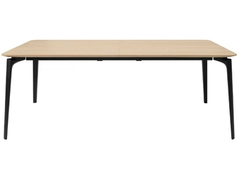 Stół do jadalni conten 200x100 cm industrialny