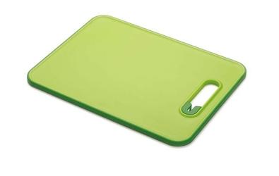 Deska z ostrzałką s zielona slicesharpen joseph joseph