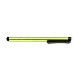 Pióro dotykowe, pojemnościowe, metal, jasno zielony, do ipad i tableta