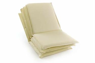 Poduszki na krzesła ogrodowe, 4 szt.
