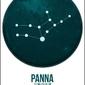 Znak zodiaku, panna - plakat wymiar do wyboru: 60x80 cm