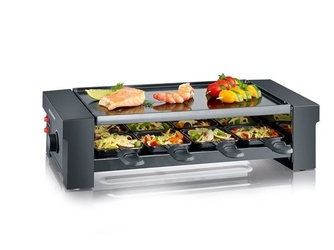 Grill elektryczny raclette severin rg2687