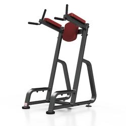Poręcz stacjonarna na brzuch mp-u202 - marbo sport - bordowy  antracyt metalic