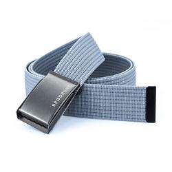 Szary pasek do spodni parcianka brodrene p02 graphite