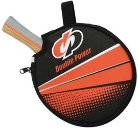 Pokrowiec na rakietę do tenisa stołowego allright dp ob2 orange 12