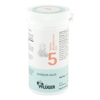 Biochemie pflüger 5 kalium phosphoricum d 6 tabletki