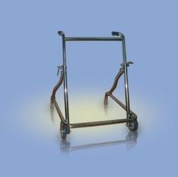 Ca941 - chodzik typu rama, składany, dwukołowy