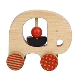 Zabawka drewniana petit collage - słoń