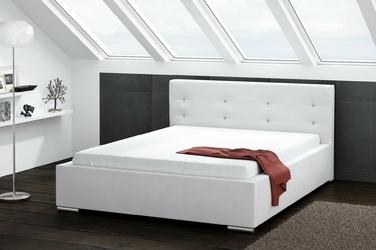 Łóżko tapicerowane 140x200 dorian