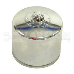 Filtr oleju kn  kn172c chromowany 3201011