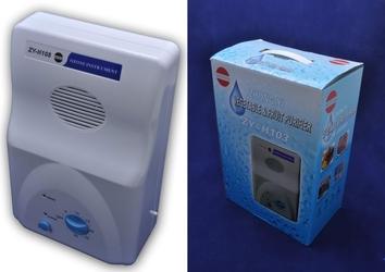 Generator ozonu zy-h103 ozonator i jonizator w jednym powietrze, woda, żywność