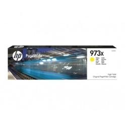 Tusz Oryginalny HP 973X F6T83AE Żółty - DARMOWA DOSTAWA w 24h