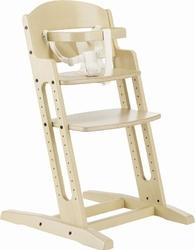 Krzesło do karmienia danchair - bielonewhite-wash, baby dan