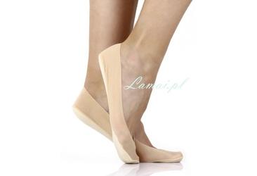 K24 fashion marilyn beżowe stopki