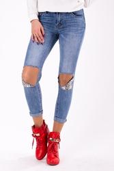 Spodnie -jeans 45001-3