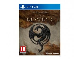 Cenega Gra PS4 The Elder Scrolls Online Elsweyr