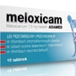 Meloxicam adamed 7,5mg x 10 tabletek