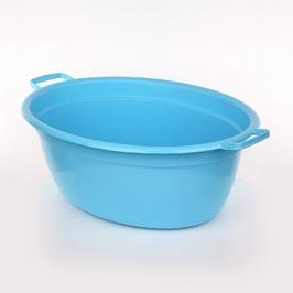Wanna  wanienka plastikowa keeeper owalna niebieska 40 l