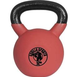 32 kg kettlebell gumowany hantel crossfit gorilla sports