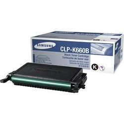 HP Oryginalny toner Samsung CLP-K660B H-Yield CZARNY