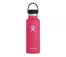 Butelka termiczna hydro flask 532 ml standard mouth flex cap watermelon vsco