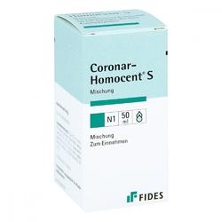 Homocent coronar s tropfen
