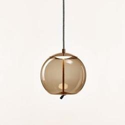 Brokis :: lampa knot sfera smoke brown
