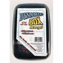 Top mix dynamic pellet box mango - gotowy zestaw do metody