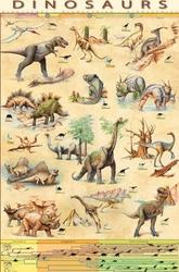 Dinozaury - plakat