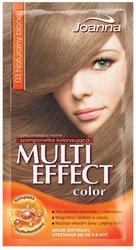 Joanna multi color, szampon koloryzujący w saszetce, 03 naturalny blond