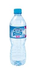 Woda nestle pure life 0,5l niegazowana