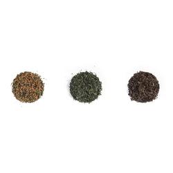 Zestaw herbat liściastych
