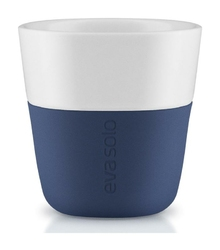 Filiżanka do espresso Eva Solo 2 szt. navy blue