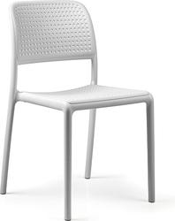 Krzesło ogrodowe bora bistrot białe