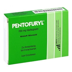 Pentofuryl 200 mg hartkapseln
