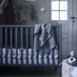 Łóżeczko dziecięce lux 120x60 opuszczany bok troll nursery