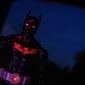 Batman przyszłości - ver1 - plakat wymiar do wyboru: 100x70 cm