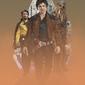 Star wars gwiezdne wojny solo finał - plakat premium wymiar do wyboru: 59,4x84,1 cm
