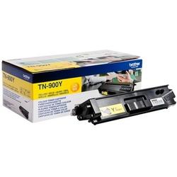 Toner Oryginalny Brother TN-900Y TN900Y Żółty - DARMOWA DOSTAWA w 24h