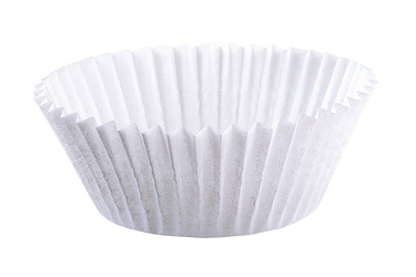 Kaiser papilotki papierowe białe 200 sztuk 4.5 cm