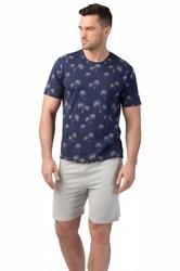 Rossli sam-py-109 piżama męska