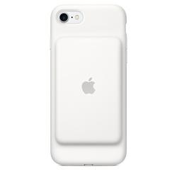 Apple iphone 7 smart battery case biały