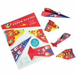 Papier dwustronny origami do tworzenia samolotów, Rex London