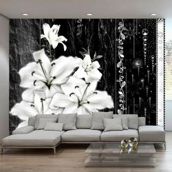 Fototapeta - płaczące lilie