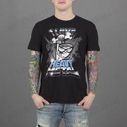 Koszulka goodie to sleeves -dexter heavy metal